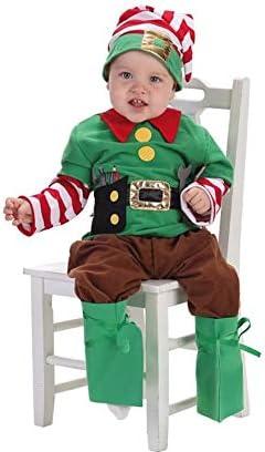 LLOPIS - Disfraz Bebe Elfo: Amazon.es: Juguetes y juegos