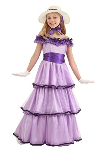Southern Belle Costume Kids - Child Deluxe Southern Belle Costume