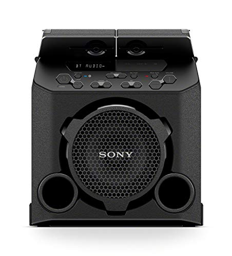 Sony GTK-PG10 Outdoor Portable Wireless Bluetooth Party Speaker, Black