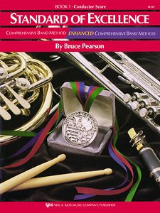 Standard of Excellence Band Method Book 1 - Conductor ()