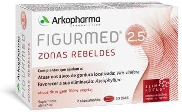 Arkopharma Figurmed Zonas Rebeldes 60 Cap 100 G