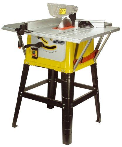 Mannesmann Tischkreissäge mit Gestell, 1500 W, M12853
