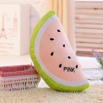 Sandía fruta Cengbao almohada manta cojín de aire ...