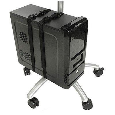 CPU Holder For Mobile Cart