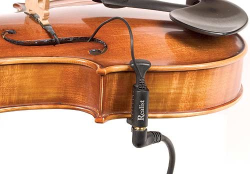 Realist Pickup for Acoustic Violin