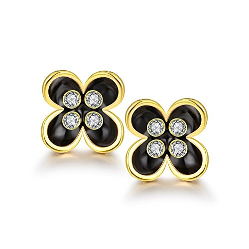 Japan Style Earrings Fashion Ladies Stud Earrings Birthday Party Wearing Earrings