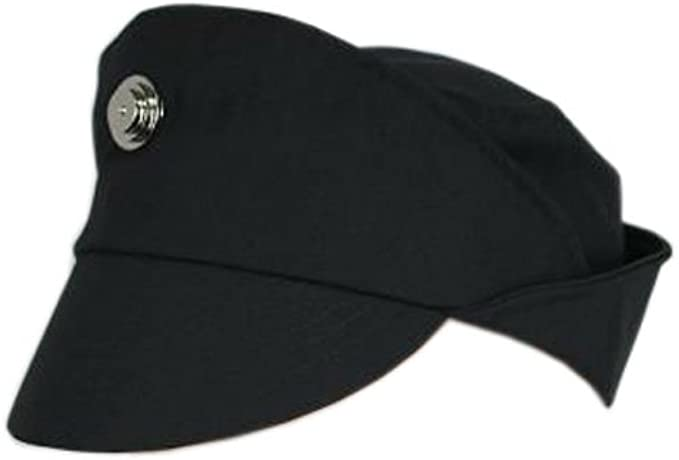 Ranks costume Set Star Wars Cap Belt Imperial Officer Black Uniform