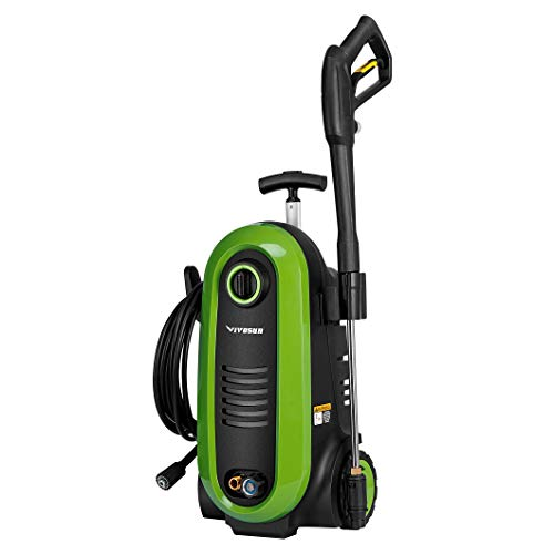 VIVOSUN Pressure Washer 2200PSI 1.76GPM with 26ft High Pressure Hose and Adjustable Nozzle