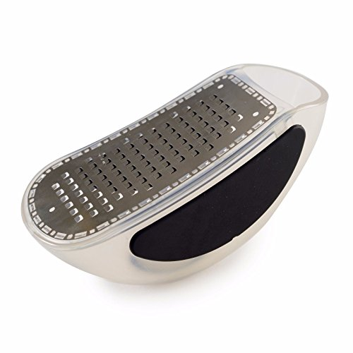 Norpro NOR-386 Grip-Ez Cheese Grater with Container (Norpro Ez Cheese Grip)