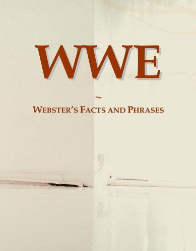 WWE: Webster's Facts and (Wwe Facts)