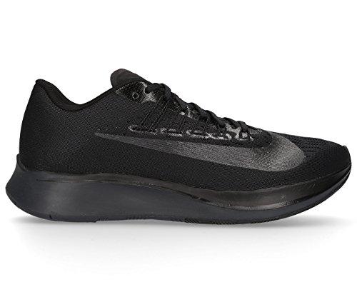 Fly Eu Femme Chaussures Nike black 003 Anthracite Wmns 38 De Noir black Zoom Trail TxqEU