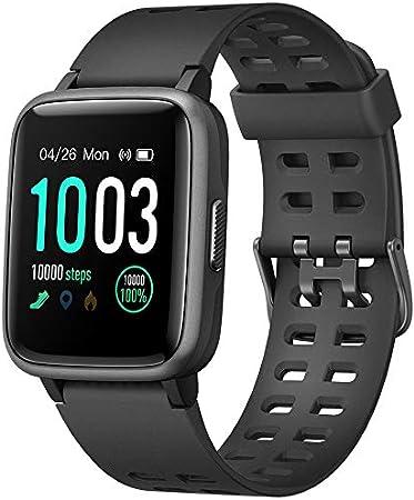 Amazon.com: LETSCOM Fitness Tracker con monitor de ...