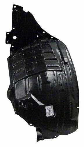 For Nissan 350Z 03-05 Rh Right Hand Splash Shield Front HALF