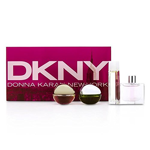 DKNY 4 Piece House Of DKNY Miniature Coffret Set (4 Piece Miniature Set)