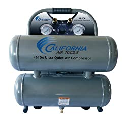 CATs-4610A - Ultra Quiet and Twin Tank Air Compressor