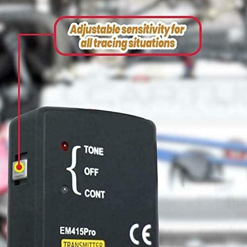 Instant-Auto-Schaltung Scanner Automobilkabel-Draht-Tracking-Sucher-Detektor-Tool MAyouth Auto Circuit-Tester