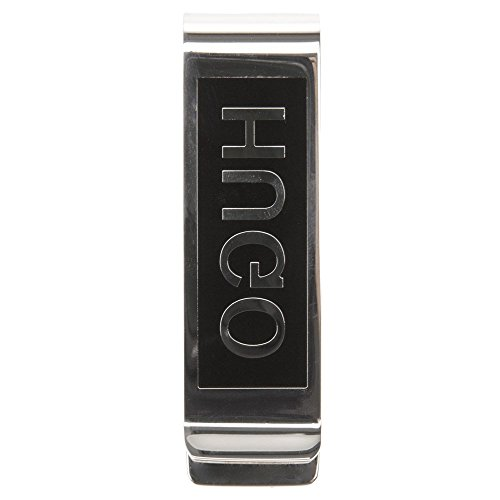 Hugo Money Clip Mens Gift Set Metallic from Hugo Boss