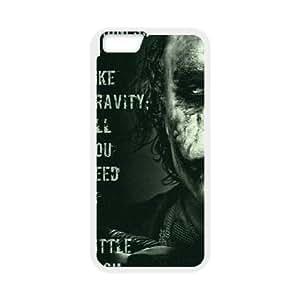 Batman iPhone 6 4.7 Inch Cell Phone Case White TPU Phone Case SV_325707