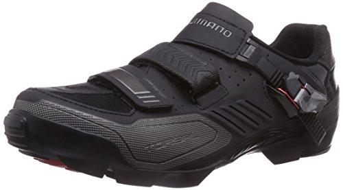 Unisex Shimano Zapatillas de Adulto Ciclismo Schwarz M163 SH ATAXP