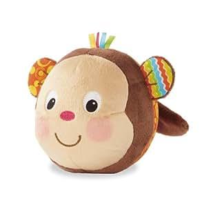 Earlyears Jungle Jingle Ball Monkey