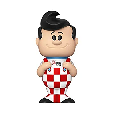 POP! Ad Icon - Vinyl SODA: Bob's Big Boy Standard: Toys & Games