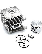 Cilinder Zuiger Kits Assembly Voor Stihl FS55 FS45 BR45 HL45 HS45 HS55 KM55 Borstelsnijder BG85 BG55 BG45 BG46 BG65 Borstelsnijder en Blower Motor Vervangende Onderdelen#4140 020 1202