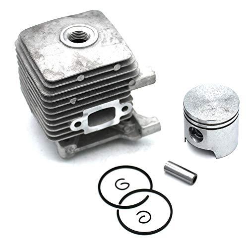 P SeekPro Cylinder Piston Kit 34MM for Stihl BG45 BG45-C BG45 BG46Z BG55 BG55C BG65 BG65DZ BG65-Z BG85 BG85C Blower BR45C Backpack Blower SH55 SH85 Blower-Vac Parts#4140 020 1202