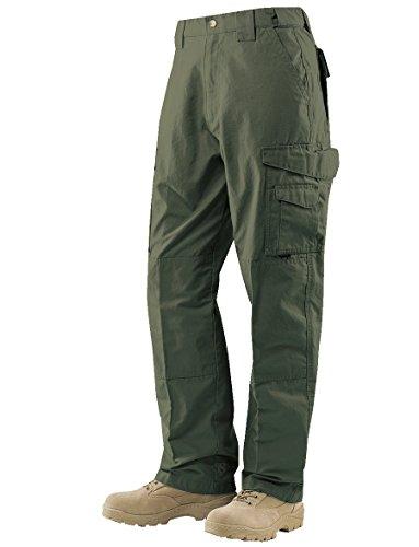 Pants Knee Pads - Tru-Spec Men's 24-7 Tactical Pant Ranger Green