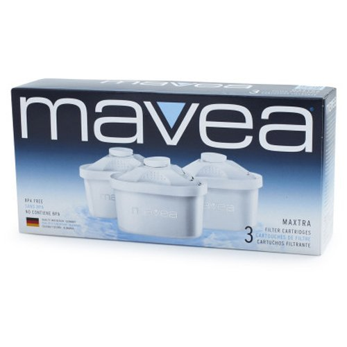 Mavea Maxtra Replacement Filters 1001122 , Set of 3