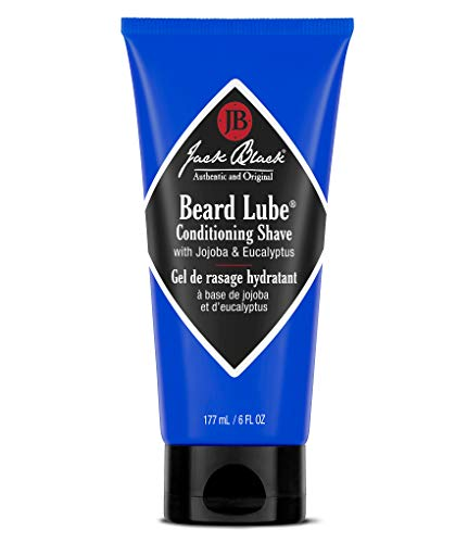 (Jack Black Beard Lube Conditioning Shave, 6 fl. oz.)