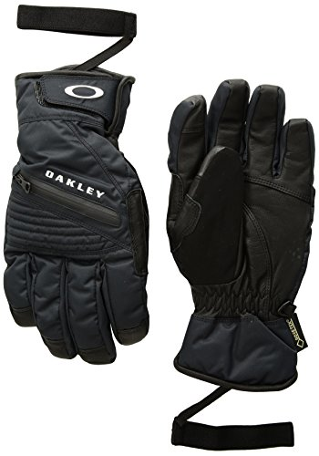 - Oakley Red Lion Gore-Tex Gloves, Jet Black, Small