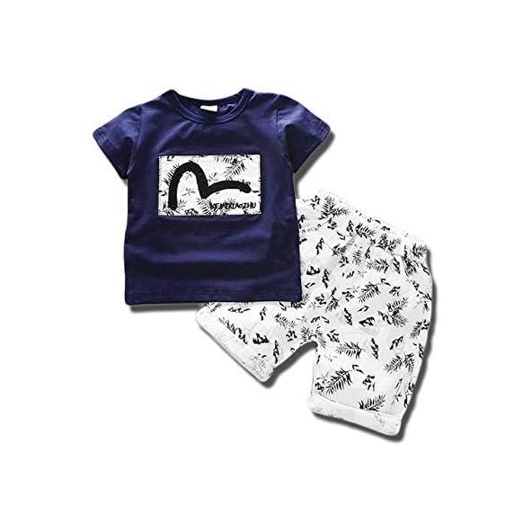 Attis Kids Cotton Tshirt and Pant Set