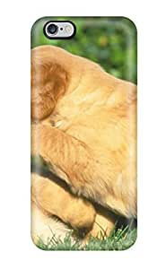 Hot Tpu Cover Case For Iphone/ 6 Plus Case Cover Skin - Puppy Power