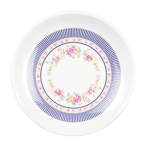 (Rose melamine dinnerware collection 3 oz, 3 7/8