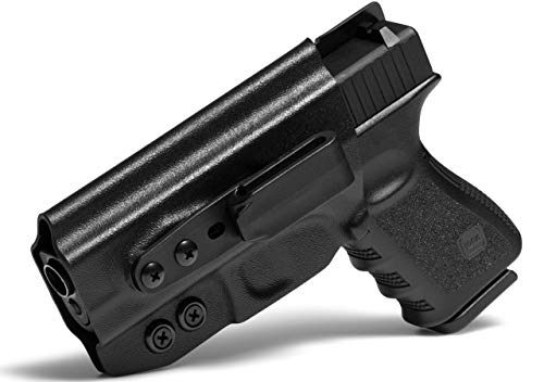 Concealment Express Tuckable IWB KYDEX Holster: fits Taurus 111/140 Millennium G2/G2C/G2S - Custom Fit - US Made - Inside Waistband - Adj. Cant, Retention, Ride Height - Claw Compatible