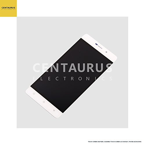 for BLU Studio Energy 2 LTE S0090UU Assembly LCD Replacement Display Touch Screen Digitizer White US