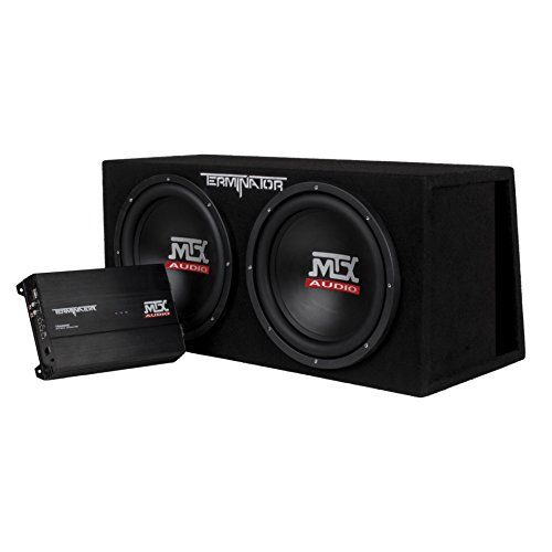 15 inch subwoofer amp package - 5