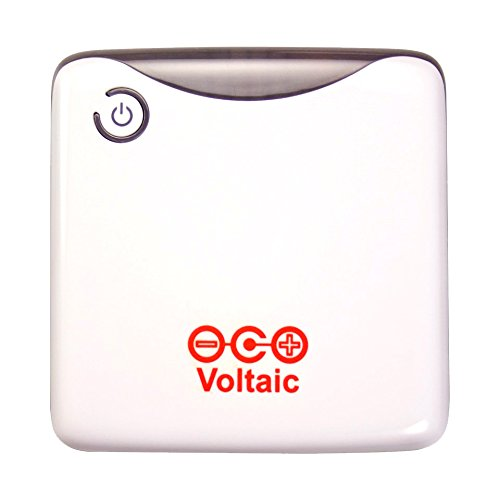 Voltaic Systems V44 Always On External Battery Pack with Dual USB Ports - 12,000mAh ()