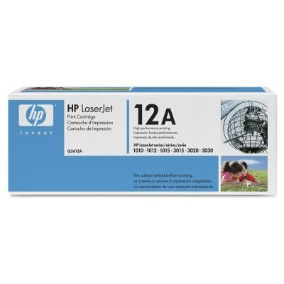 Unknown Compatible Toner Cartridge Replacement for HP Q2612A ( Black )