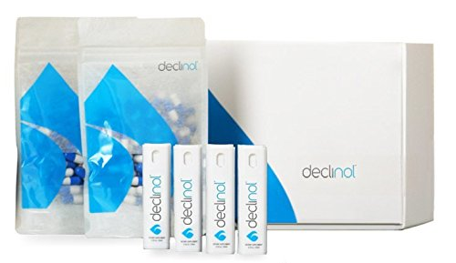 Declinol- Maximum Strength Clinical Alcohol Cravings 60-day Kit. by Declinol