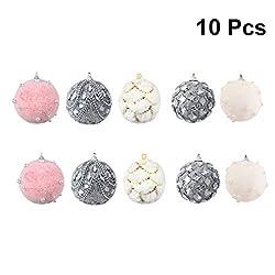 Shatterproof Decorative Christmas Tree Hanging Balls