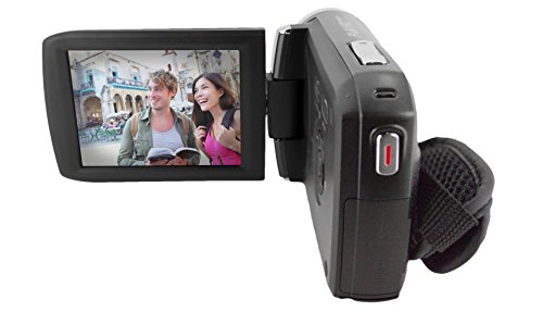 "Bell+Howell DV30HD-BK HD Video Camera with 3"" Touchscreen (Black)"