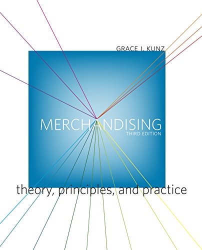 Merchandising Theory Principles and Practice