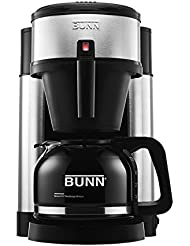 bunn nhs velocity brew 10cup home coffee brewer