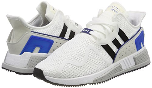 Adidas Eqt Cushion Adv Espadrilles Blanc Blanc / Noir