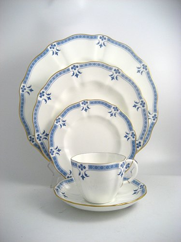 Royal Crown Derby Grenville Dinnerware 5 Piece Place Setting : derby dinnerware - Pezcame.Com