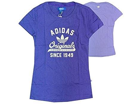 adidas Originals Camiseta - Originals Since 1949 - Color Morado Morado Morado: Amazon.es: Ropa y accesorios