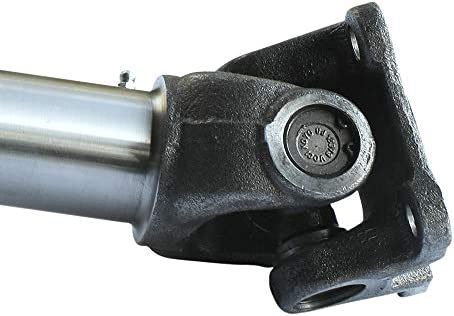 659514 Front Drive Prop Shaft 52105981AC for Dodge Durango Dakota Mitsubishi Raider 4.7L 5.9L 4WD 2001-2007 Part# 938012