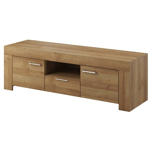 Windsor Country Oak Living Room Furniture Collection (4 Door Cabinet) Daily Deal Offers