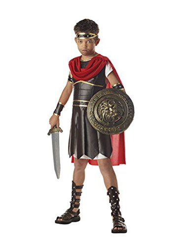 California Costumes Hercules Child Costume, -